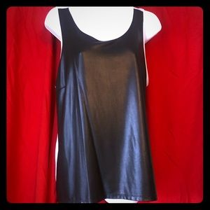 Almost Famous sleeveless two tone #32